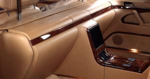 Carat_SClass_W140 limousine wood