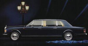 Rolls Carat old model