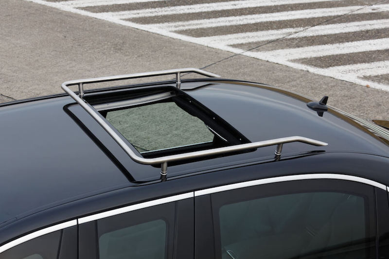 Carat_S Class_Maybach opening roof